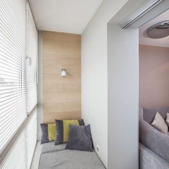 Балкон - зона для отдыха